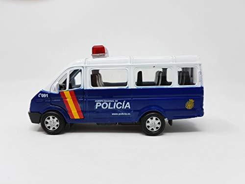 PLAYJOCS Furgón Policía Nacional GT-3542 2
