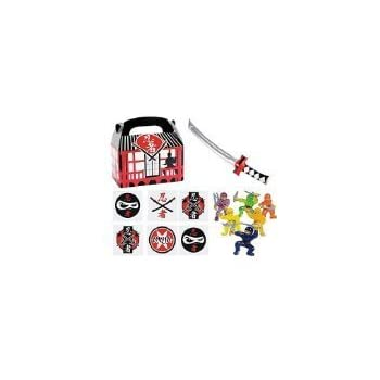 Amazon.com: Ninja Warrior Party Favors – 36 Tatuajes – 12 ...