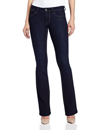 DL1961 Women's Jennifer Bootcut Jean in Sonic, Sonic, 32