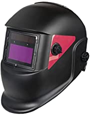 Svetshjälm Auto Mörkare Solar Powered Hood Lätt Mig Tig Arc Welder Safety Gear tillbehör elektroniska och elektriska verktyg