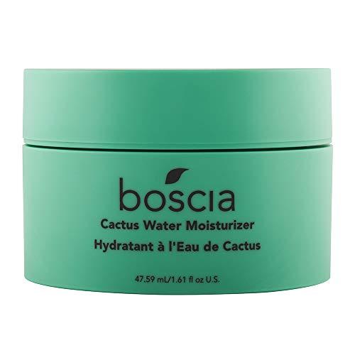 - boscia Cactus Water Moisturizer - Cactus and Aloe Vera Daily Lightweight Gel Moisturizer, 1.61 fl Oz