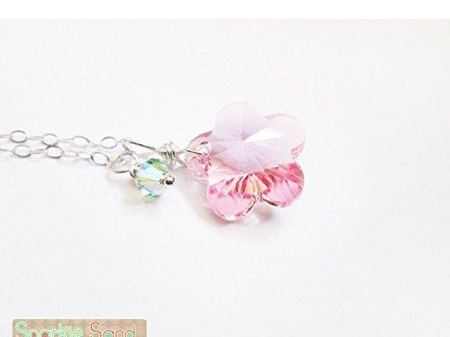 Cherry Blossom Necklace - 3