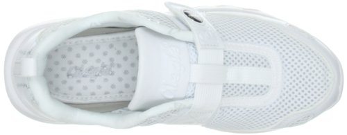 Glagla Classic Original Ventilated Shoe / Mens Trainers (bianco)