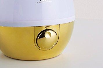 APIX Ultrasonic Aroma Humidifier Gold AHD-017 GD