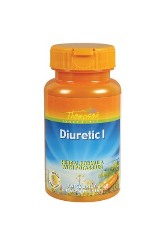 (Thompson Diuretic I, 90-Count (Pack of 3))