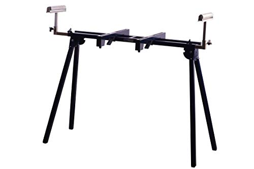HYD-Parts Heavy Duty Miter Saw Stand Foldable Tool Equipment for Mitre Saw (440lbs Capacity)