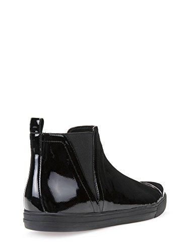 Sneakers D641mf Geox Noir 000ev Femmes ATE6q8