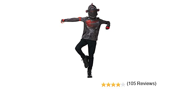 Fortnite - Disfraz camiseta Black Knight para niños, 9-10 años ...