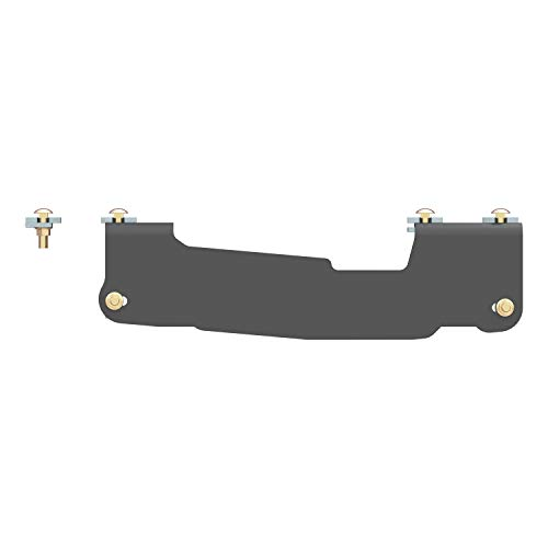 - CURT 16441 Custom 5th Wheel Hitch Mounting Brackets, Base Rails Not Included