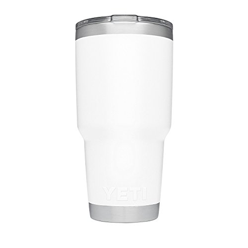YETI Rambler 30oz with MagSlider Lid, White