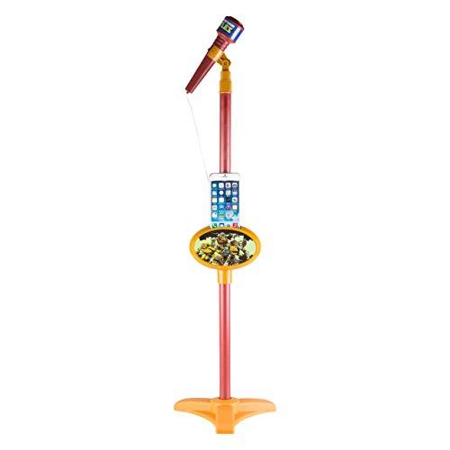 TMNT Karaoke Mic Stands, 16665