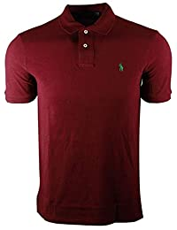 Polo Ralph Lauren Slim Fit Pique Mesh Polo Shirt