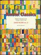 Read Online Amstel Music Jazz Suite No. 2 - Waltz No. 2 Concert Band Level 3-5 Arranged by Johan de Meij pdf