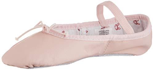Bloch Dance Bunnyhop Ballet Slipper (Toddler/Little Kid)  Little Kid (4-8 Years), Pink - 12.5 B US Little Kid