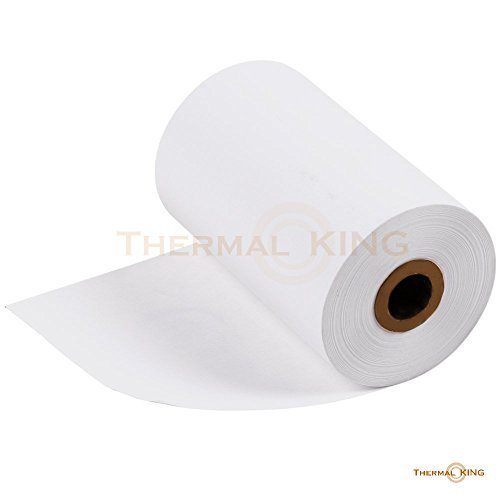 Thermal King, 2 1/4'' x 50' Thermal Paper, 100 Rolls (50 rolls /Case x 2) by Thermal King
