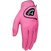 Callaway Golf Women's OptiColor Leather Glove