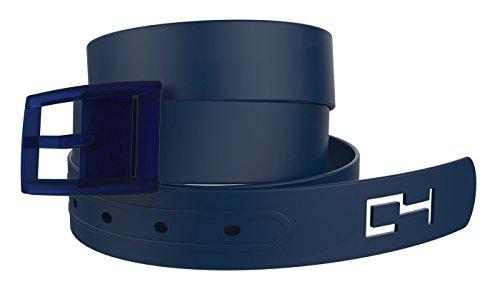 C4 Classic Premium Belt Navy Strap / Navy Buckle