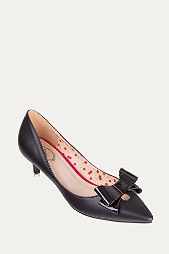 Banned - Zapatos de vestir de Material Sintético para mujer negro negro 36.5