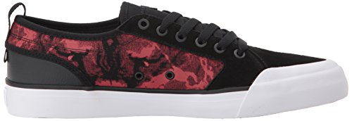 rouge Noir Smith Chaussures Dc Basses Evan Sp Homme qY0xO
