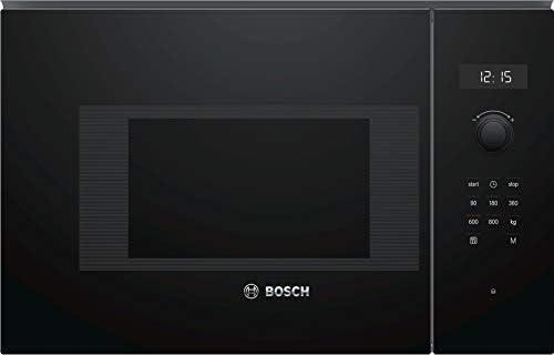 Bosch Serie 6 BFL524MB0 Incasso Microonde con grill 20L 800W Nero forno a microonde