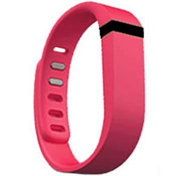 Dealzip Inc® Fitbit Flex Wristband Replacement Accessory,Rose,Large