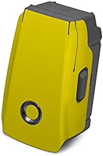 product image for Solid State Yellow Decal for Your DJI Mavic 2 Spare Battery - Skin Sticker Wrap