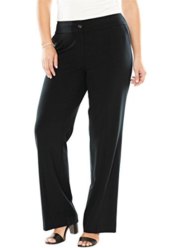 Petite Bi Stretch Pants - 8