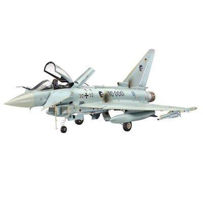 Revell 04783 - Modellbausatz Eurofighter Typhoon und full engine im Maßstab 1:32