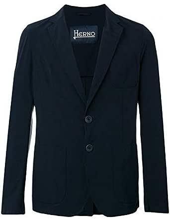 Herno - Chaqueta de Traje - para Hombre Azul Oscuro 50 ...