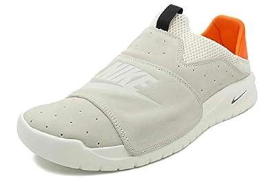 05bd2819774840 Nike Men s Benassi SLP Grey Orange Casual Shoes 882410-003  Buy ...