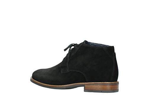 Suede donna Ge 40000 Sneaker ltes Schwarz Wolky Tnwg7OY