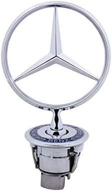 Auto Abziehbild Aufkleber Badge Schutz Standard Für Mercedes-Benz Standard-Weizen-Ohr-Abdeckung,size1