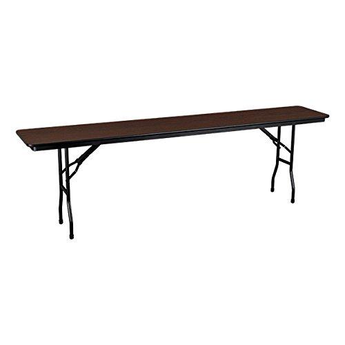 - Norwood Commercial Furniture Melamine Folding Table, 96