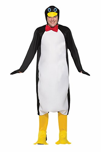 Penguin Mascot (Forum Adult Penguin Costume Standard (Std))