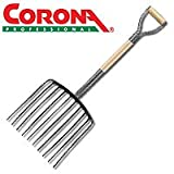 Corona Heavy-Duty 10-Tine Ensilage Fork