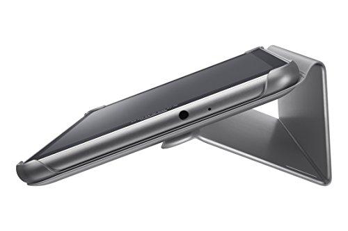 Samsung EF-BT385PSEGUJ Book Cover Folio Case for Galaxy Tab A Silver