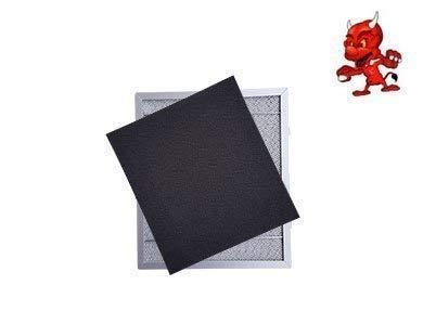 Set aktivkohlematten kohlematten filtermatten aktivkohlefilter