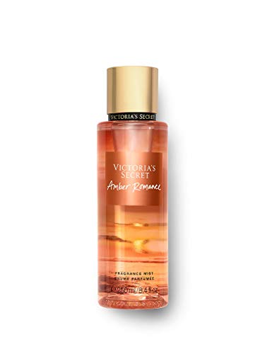 (Victoria's Secret Body Mist, Amber Romance, 8.4 Ounce )