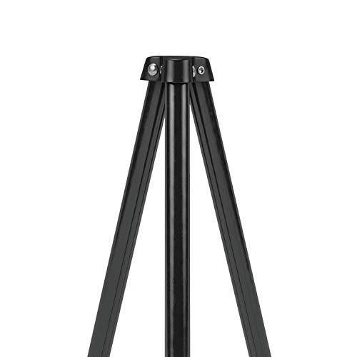 ARTEZA Black Steel Display Easel, 63'' Tall, Pack of 6, Portable, Easy Assembly, Sturdy, Ideal for Trade Shows, Presentations, Posters, Art Displays, and Canvases by ARTEZA (Image #3)