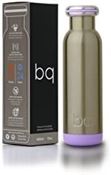 bq Vacuum Insulated Bottle 18//8 Stainless Steel Double Walled BPA Free Award Winning Designer Sport Water Bottle /& Thermos Keeping Your Drinks hot or Cold for a prolong Period of time
