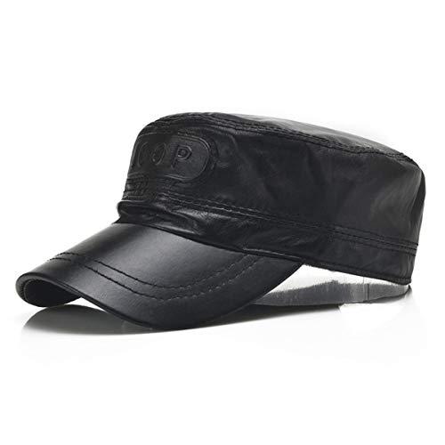 GLLH Hombres Sombreros Sombreros para de Planos Ancianos única Sombreros qin Hombres hat Capa para rx08Oqrwz