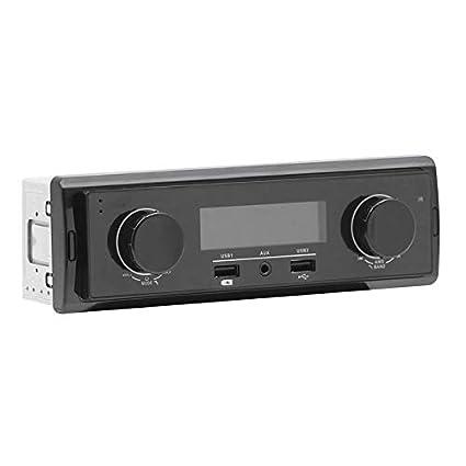 Amazon.com: TOOGOO 2018 New Bluetooth K503 Auto Radio 12V 1Din FM Car Radio MP3 Player: Automotive