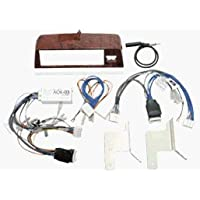Beat-Sonic AOK-03 Single DIN Add-On Audio Integration Installation Kit for 1995-2000 Lexus LS400