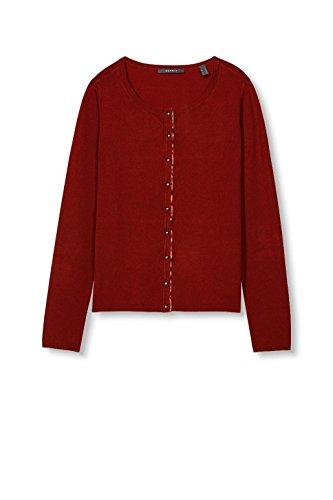 ESPRIT Collection, Chaqueta para Mujer Rojo (Garnet Red)