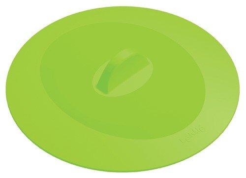 Lekue Silicone Multifunction Lid, Green Round, 4.1