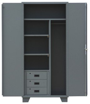 (Jamco Products Inc. All Welded 14 Gauge Combination Storage Cabinets Whc-B)