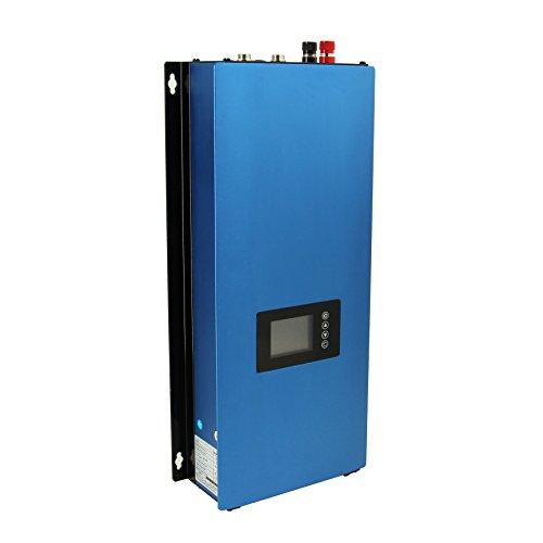 Y-SOLAR 1000W Solar Grid Tie Inverter Power Limiter, MPPT PV System DC INPUT 22-65V/45~90V Inverter (1000W DC45~90V)