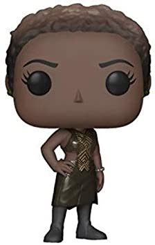 Funko POP! Marvel: Black Panther Movie - Nakia Collectible Figure