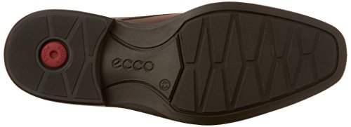 ECCO Illinois, Stringate da Uomo Marrone(mink 1014)
