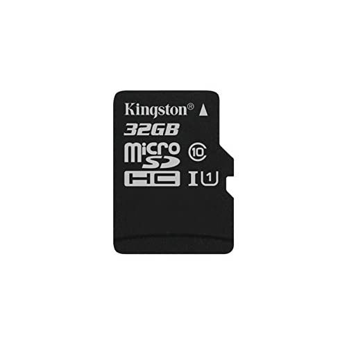 Kingston - SDC10G2 - Carte MicroSD (seule) - 32 Go